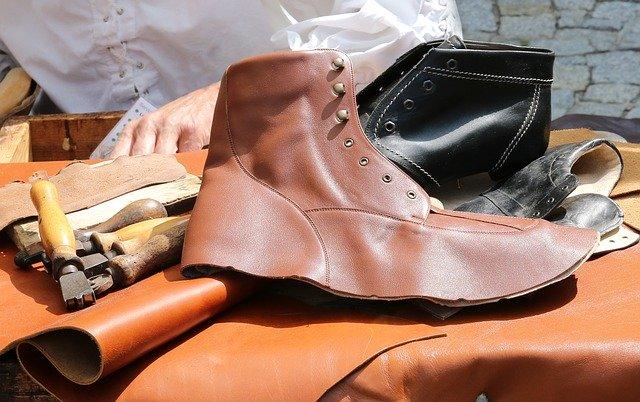 革靴の作製